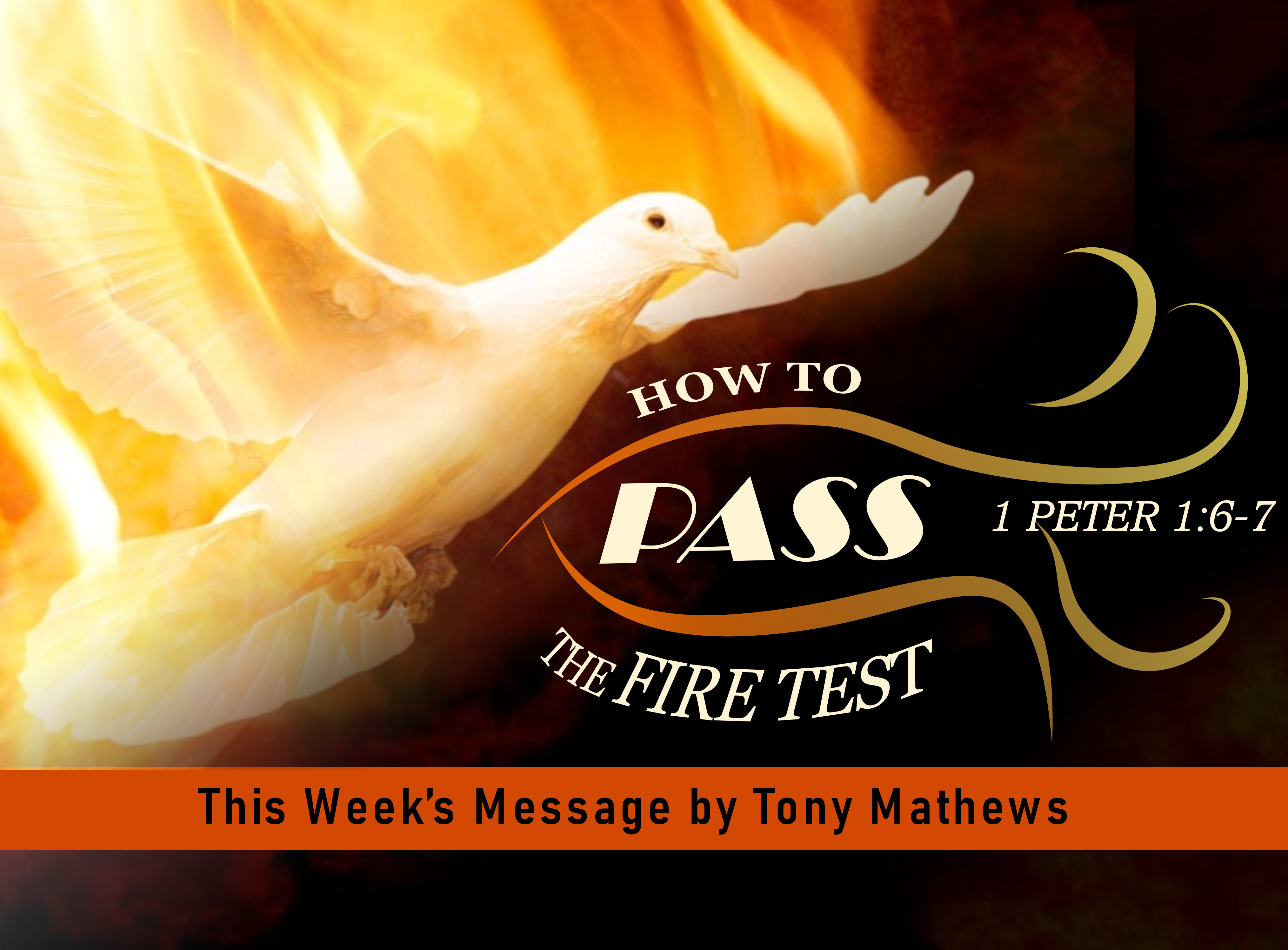 How To Pass The Fire Test